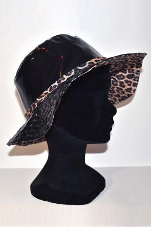 chapeau-pluie-leopard
