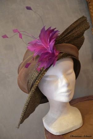 chapeau-cérémonie